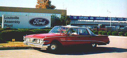 Ford Kentucky Truck Plant Phone Number
