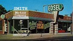 Smith Motors welcomes you to come on in!